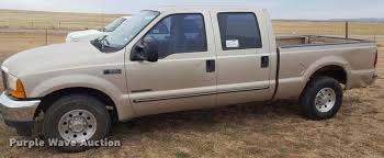 ford f250 trucks for sale 1999 ford f250 duty crew cab truck item l1732