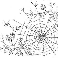 Free Printable Coloring Pages Part 223 Spider Web Coloring Page