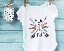 hippie baby clothes etsy