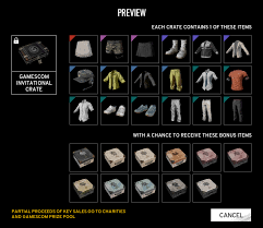 pubg cost pubg s new crate items including gamescon fetch high prices on