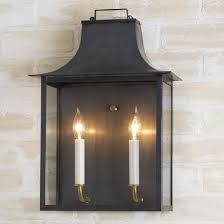 Exterior Wall Sconce Outdoor Lighting Wall Lights Sconces Lanterns Shades Of Light