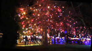 Christmas Tree Shop Attleboro Ma Hours by Lasalette Shrine Xmas Lights Youtube