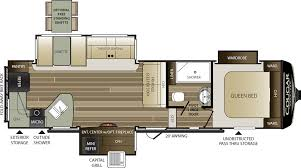 cougar floor plans cougar half ton travel trailers keystone rv