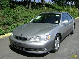 lexus sedan 2000 2000 millennium silver metallic lexus es 300 sedan 35427633 photo