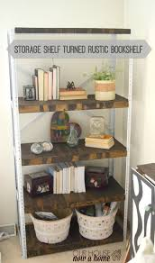 Rustic Furniture And Home Decor by Furniture Refresh November A Weathered Book Shelf U2022 Our House