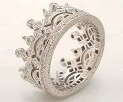 Crown Wedding Rings by Best 25 Crown Rings Ideas On Pinterest Cute Jewelry Pretty