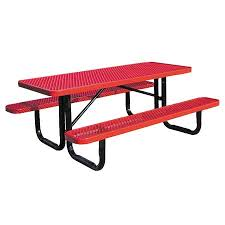 Leisure Craft Inc Standard Picnic Tables