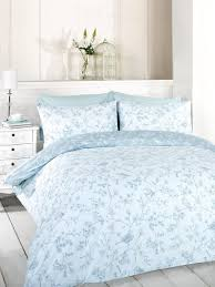 French Toile Bedding Amazon Com Signature Home French Bird Toile Duvet Cover Set With