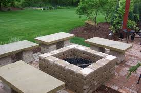 Block Firepit Outdoor Firepits Fireplaces And Grill Stations By Brandon