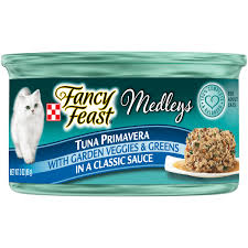 purina fancy feast medleys primavera collection cat food 12 3 oz