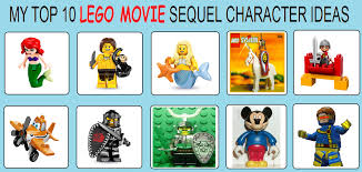 Lego Movie Memes - top 10 lego movie sequel character ideas my choice by adamry on