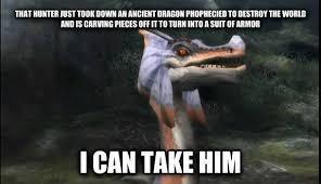 Monster Meme - monster hunter memes