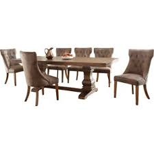 Extending Dining Table And 8 Chairs 8 Seat Kitchen U0026 Dining Tables You U0027ll Love Wayfair