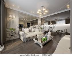 traditional living room pictures modern classic new traditional living room stock illustration