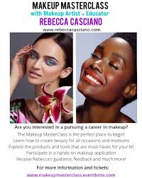 makeup artist workshops makeup masterclass with casciano 6 3 13 in shoes
