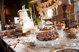 wedding cookie table displays