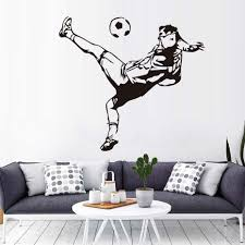 compare prices on wall murals for schools online shopping buy low football wall murals creative school wall stickers home decor self adhesive wallpaper sport art living room