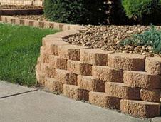 the landscape store retaining wall block wall block supplies