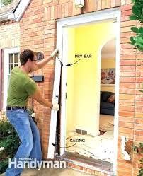 Exterior Door Jamb Door Frame Kit Front Door Frame Repair N Exterior Door Jamb Repair