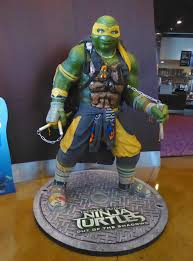 Michelangelo Ninja Turtle Halloween Costume Hollywood Movie Costumes Props Size Michelangelo Teenage