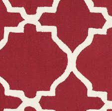 White And Red Area Rugs Feizy Rugs Feizy Cetara Hand Hooked Wool Area Rug 4107f Red