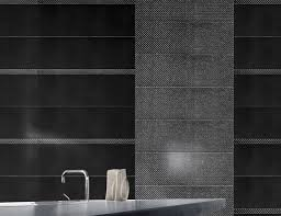 black ceramic tile and white ceramic tile bathroom design black