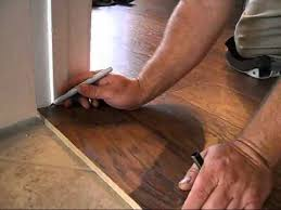 laminate flooring 101 door jambs