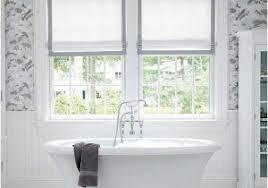 gardinen für badezimmer badezimmer gardine effektiv rollo badezimmer tolle gardine oder