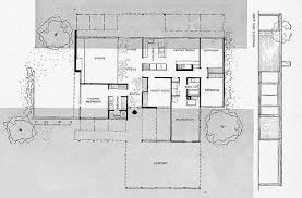 case study house 16 plans house design plans