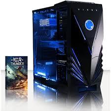 pc gamer de bureau vibox omega 3 pc gamer amd 4 radeon rx 460 gaming