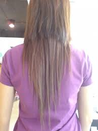 long shag hairstyle pictures with v back cut best 25 v layers hair ideas on pinterest v layered haircuts v