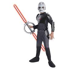 Star Wars Halloween Costumes Adults Star Wars Rebels Deluxe Inquisitor Child Costume Buycostumes