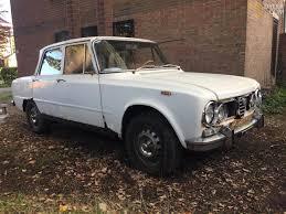 alfa romeo giulietta classic classic 1965 alfa romeo giulia 1600 super biscione sedan saloon