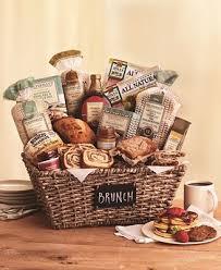 breakfast gift baskets wolferman s breakfast gift basket gourmet food gifts dining