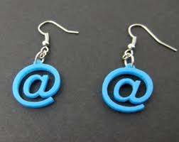 chemist earrings atom acrylic earrings made with science scientist chemist