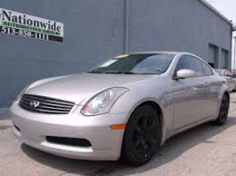 2004 Infiniti G35 Coupe Interior Used 2004 Infiniti G35 Coupe For Sale 56 Used 2004 G35 Coupe