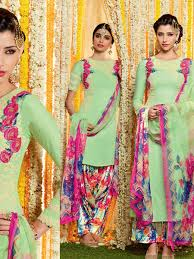 kimora heer vol 17 cotton satin salwar suits