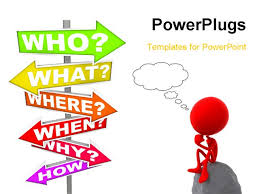 question and answer powerpoint template 28 images questions
