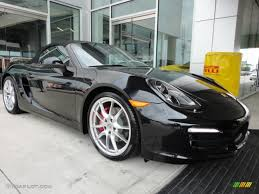 black porsche boxster 2002 2013 basalt black metallic porsche boxster s 67566328 photo 13