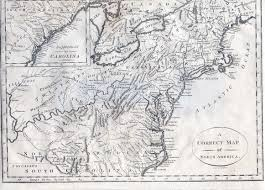 Detailed Map Of Virginia by 1770 To 1774 Pennsylvania Maps