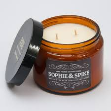 how we make the best scented candles and spike