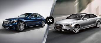 audi a4 comparison 2017 audi a4 vs mercedes c300 review comparison