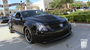 turbo cadillac cts v hennessey turbo ctsv coffee and cars