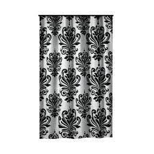 72 X 78 Fabric Shower Curtain Shower Curtain 72 X 78 Inch Gamma Polka Dot Blue Fabric