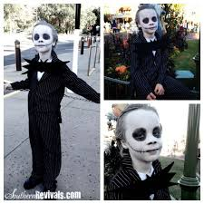 walmart gangster turned jack skellington halloween costume