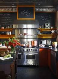 chalkboard kitchen backsplash kitchen backsplash ideas twoinspiredesign