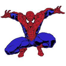 spider man coloring erick