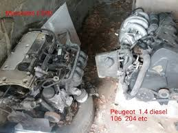 used peugeot diesel peugeot diesel 14d engine used in 104 106etc more det pl
