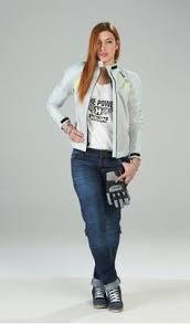 summer jacket for woman in jeans giulia hevik girls pinterest