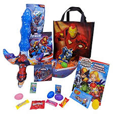 spider easter basket x men easter basket for boys